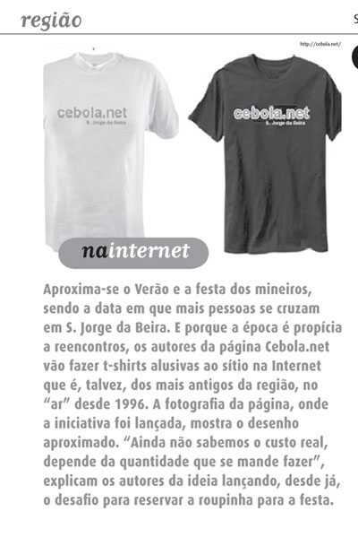 noticia tshirts